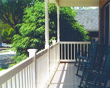 Cuttin Edge Fence Railings