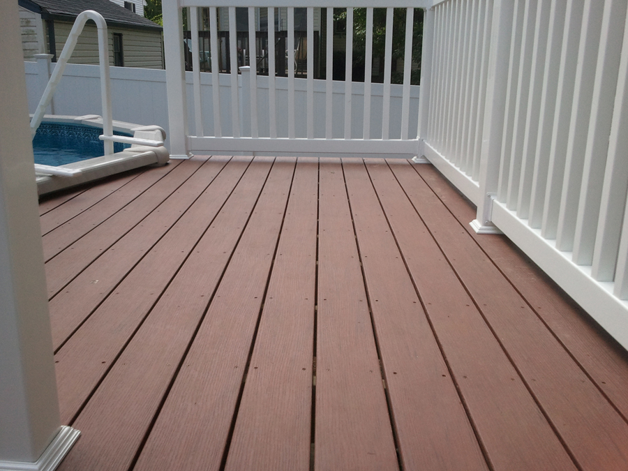 Cuttin Edge Fence Decks