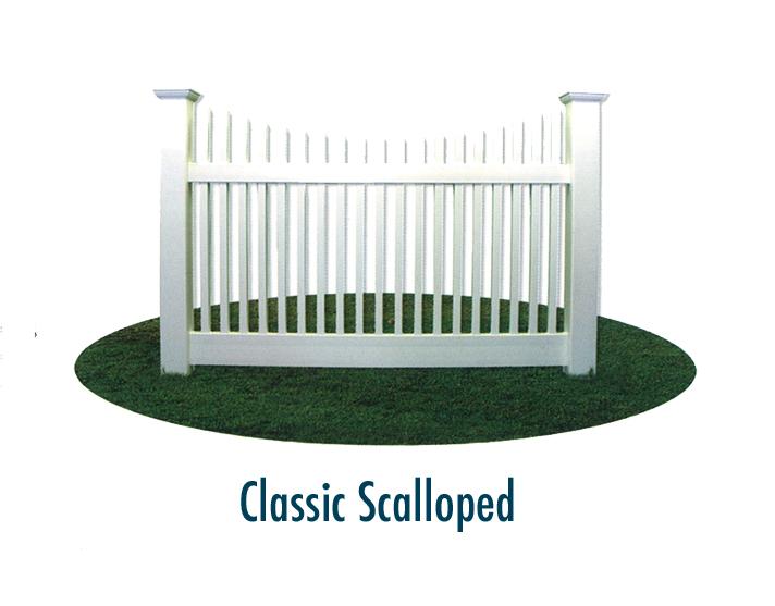 Cuttin Edge Fence Fences